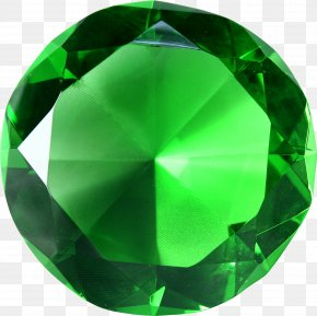 Green And Beautiful Diamonds Material Cutout - Emerald Download Computer File PNG