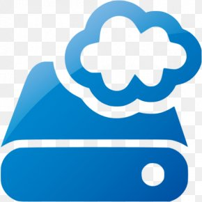 Cloud Computing - Cloud Storage Cloud Computing Remote Backup Service PNG