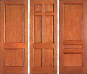 Door - Door Window Furniture Wood PNG