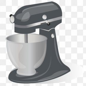 Rotating Stand Mixer - Small Appliance Food Processor Kettle Home Appliance PNG