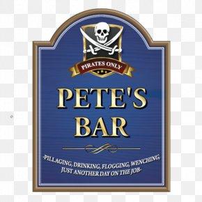 Beer - Piracy Beer Jolly Roger Looting Flag PNG