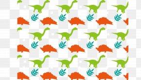 Cartoon Dinosaur - Dinosaur Footprints Reservation Euclidean Vector PNG