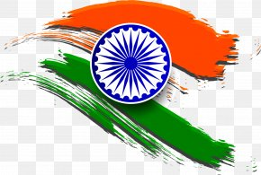 Indian - Flag Of India Republic Day Clip Art PNG