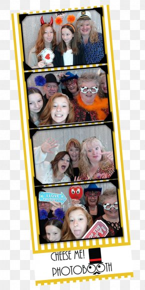 Cheese Me! Photo Booth Collage Poster PNG