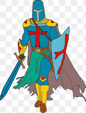 Armour - Crusades Knight Clip Art PNG