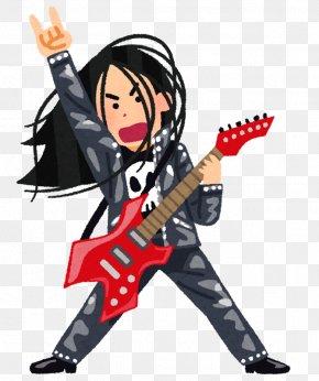 Heavy Metal Music - Heavy Metal Music Hard Rock Microphone Sound PNG