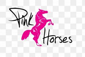 Horse - Pink Horses Clothing Wedding Dress PNG
