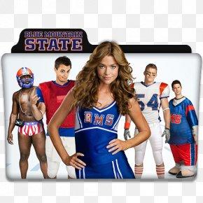 Season 2 Television Show DVD DebraBlue Mountain - Thad Castle Blue Mountain State PNG