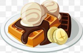 Breakfast Food - Breakfast Sandwich Pancake Fast Food Waffle PNG