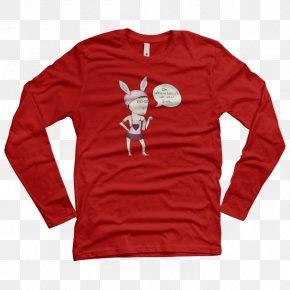 T-shirt - Long-sleeved T-shirt Long-sleeved T-shirt Sweater Tołstojówka PNG