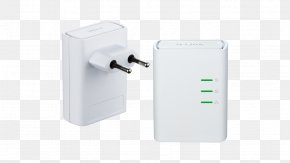 Power Socket - Adapter Power-line Communication D-Link Electronics AC Power Plugs And Sockets PNG
