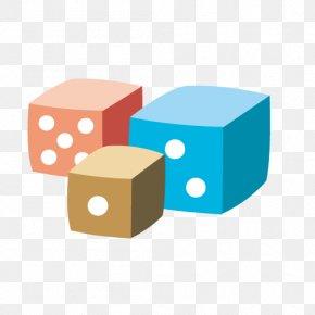 Dice - Dice Gambling Illustration PNG