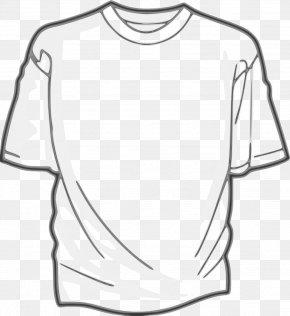 White T-Shirt Image - T-shirt Clip Art PNG