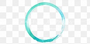 Touch Therapy - Turquoise Bangle Body Jewellery Font PNG