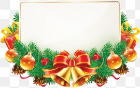 Christmas - Christmas Decoration Gift Clip Art PNG