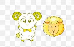 Sheep - Sheep Cartoon U7f8a Illustration PNG