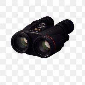 Binoculars - Canon L IS WP 10x42 Image Stabilization Image-stabilized Binoculars PNG