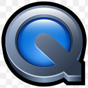 Quicktime X - Trademark Circle Font PNG