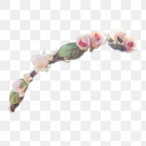 Transparent Flower Crowns Picture - Flower Crown Wreath PNG
