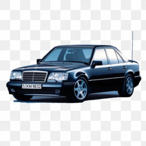 Mercedes Benz - Mercedes-Benz 500 E Mercedes-Benz E-Class Car Mercedes-Benz W126 PNG
