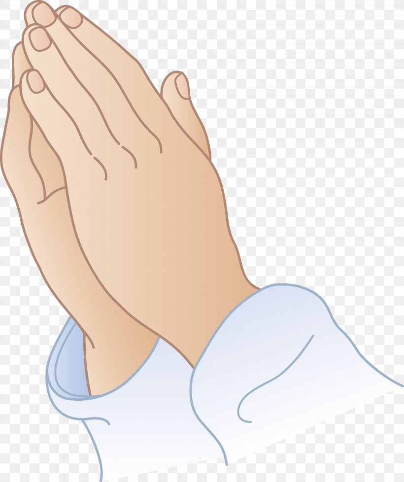 Download Pray Hand Vector