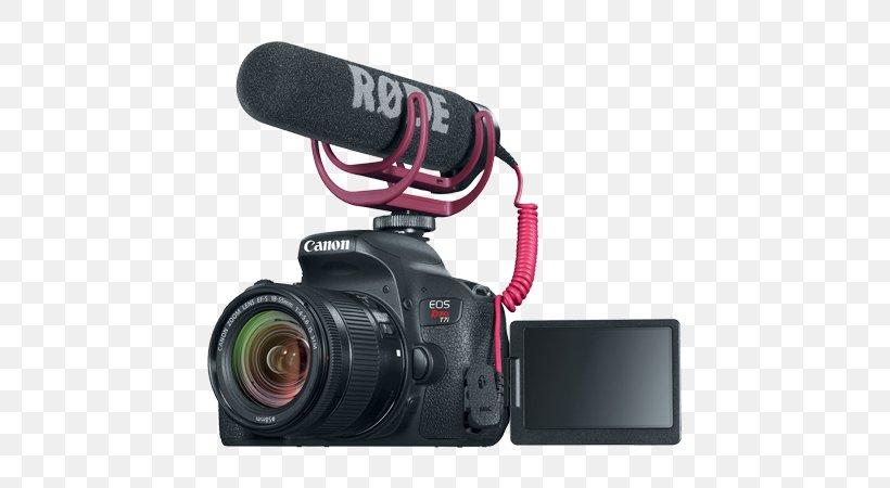 Camera Lens Canon Eos Rebel T7i 24 2 Mp Digital Slr Camera