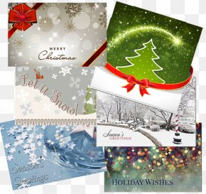 Christmas Promotion - Greeting & Note Cards Christmas Decoration Gift Holiday PNG