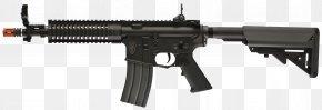 Gun - Airsoft Guns Heckler & Koch HK416 Firearm PNG