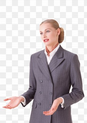 Suit Beauty - Businessperson Stock Photography Holding Company PNG