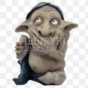 Three Wise Monkeys - Goblin Figurine Legendary Creature Three Wise Monkeys Sculpture PNG