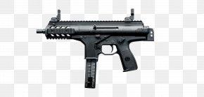 Weapon - Submachine Gun Beretta M12 Firearm 9×19mm Parabellum PNG