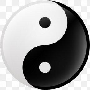 Symbol - Yin And Yang Symbol Tao Te Ching Clip Art PNG