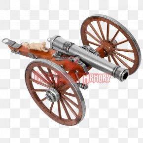 United States - American Civil War United States Twelve-pound Cannon PNG
