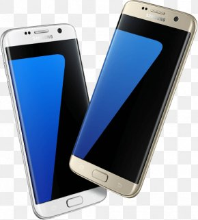 Galaxy S7 Edge - Smartphone Feature Phone Samsung Galaxy S7 Samsung Galaxy S6 PNG