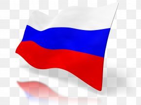 Russia Flag Picture - Flag Font PNG