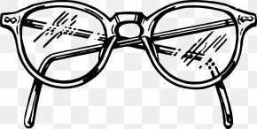 Glasses - Glasses Drawing Clip Art PNG