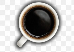 Coffee Mug Top Free Download - Coffee Cup Caffxe8 Americano Espresso Ristretto PNG
