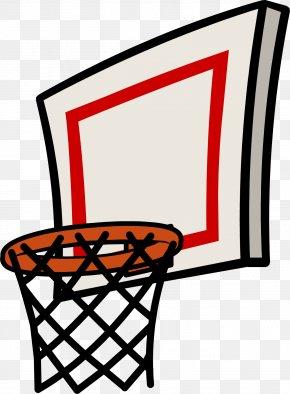 Basketball - Backboard Basketball Net Canestro Clip Art PNG