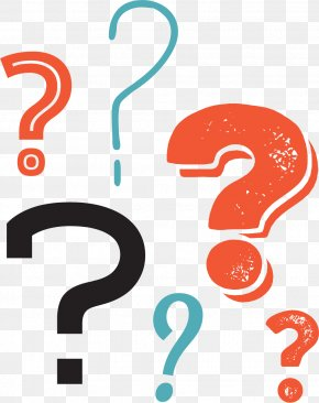 Orange Question Mark - Question Mark Check Mark Display Resolution Wallpaper PNG