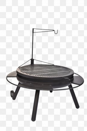 Barbecue - Barbecue Fire Pit Table Metal Fabrication Circle J Fabrication, Inc PNG