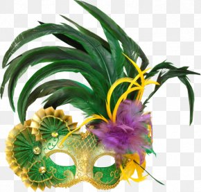 Carnival Mask - Carnival Of Venice Mardi Gras In New Orleans Mask PNG