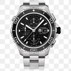 Watch - Chronograph TAG Heuer Aquaracer Watch TAG Heuer Carrera Calibre 16 Day-Date PNG