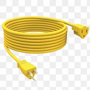 Extension Cord - Extension Cords Power Cord Electricity AC Power Plugs And Sockets Wire PNG