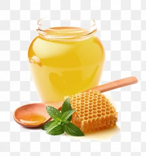 Honey - Ice Cream Honey Sweetness Food Sugar PNG