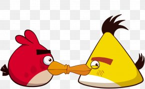 Friendly Bird Cliparts - Angry Birds Stella Angry Birds Fight! Angry Birds Go! Clip Art PNG