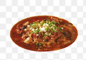 Lean Meat Hot Pot Material - Gumbo Shuizhu Hot Pot Gosht Birria PNG