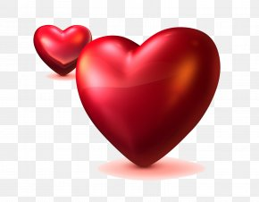 Love Transparent Picture - Heart Love Wallpaper PNG