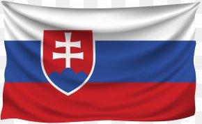 Slovakia - Flag Of Slovakia National Flag PNG