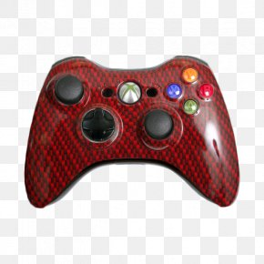 Fire Evil - Xbox 360 Controller PlayStation 2 Xbox One Controller Game Controllers PNG