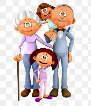 Parents - National Grandparents Day Grandfather Clip Art PNG